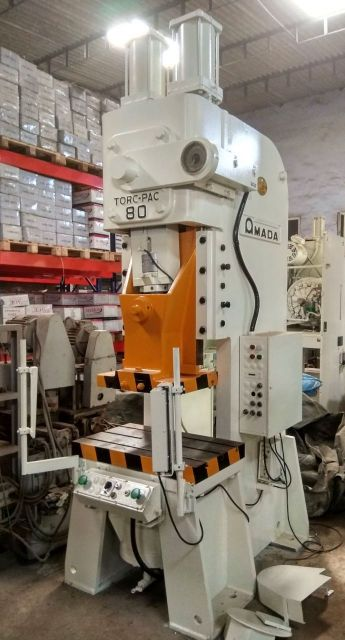 Eccentric Press AMADA JAPAN TP-80X 2000