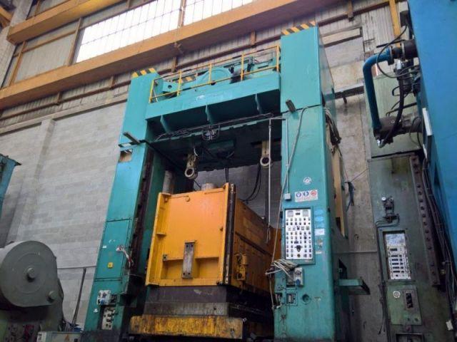 H Frame Press MECFOND S2-4000 2000