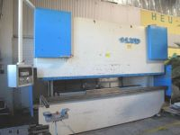 Prensa plegadora hidráulica CNC LVD PPI 170-40 MNI 10 - 4000 x 170 t. - voll Zubehör