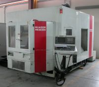 CNC Vertical Machining Center QUASER MK60IIS