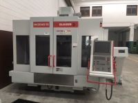 CNC centro de usinagem vertical QUASER MV 204II/10