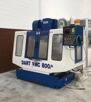 CNC centro de usinagem vertical DART 800A