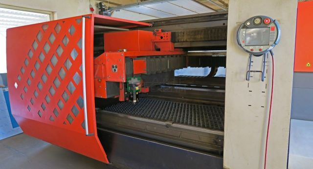 Laser 2D BYSTRONIC ByVention 3015 4.4kW 2008
