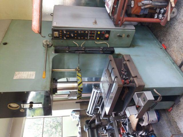 C Frame Hydraulic Press M3 Вапцаров Плевен ПХУ250Н 1989