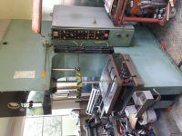 C Frame Hydraulic Press M3 Вапцаров Плевен ПХУ250Н