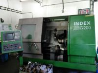 Turning and Milling Center INDEX G200
