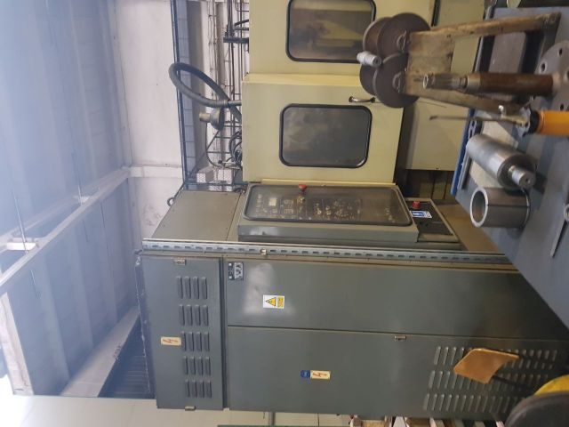 Gear Hobbing Machine WMW NILES ZFWZ 315 1981