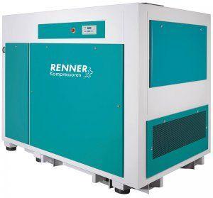 Compresor de tornillo FILCOM  /  RENNER Seria RS 2018