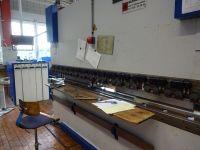 Horizontal Hydraulic Press Safan CNCS 110 - 3100 1989-Photo 2