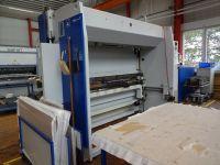 Horizontal Hydraulic Press Safan CNCS 110 - 3100 1989-Photo 3