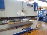 Horizontal Hydraulic Press Safan CNCS 110 - 3100 1989-Photo 4