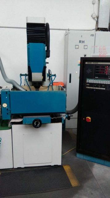 Sinker Electrical Discharge Machine EXERON EXERON S 103 1991