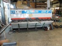 NC Hydraulic Guillotine Shear BOMBLED G.T.S. 2 - 3006