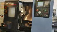 CNC Vertical Machining Center DOOSAN LYNX 220LC