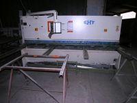 NC hydraulické tabulové nůžky EHT TSS 6-31