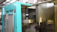 Centre d'usinage vertical CNC DECKEL MAHO DMC 103V