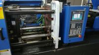 Plastics Injection Molding Machine TEDERIC TRX 100 2009-Photo 3