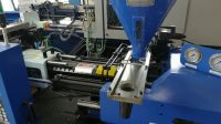 Plastics Injection Molding Machine TEDERIC TRX 100 2009-Photo 4