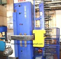 Máquina de perfuração horizontal Alesatrice Doppio Pallet CNC