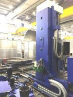 Horizontal Boring Machine Tos WHN 13 CNC