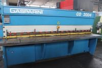 NC Hydraulic Guillotine Shear GASPARINI CO 3004