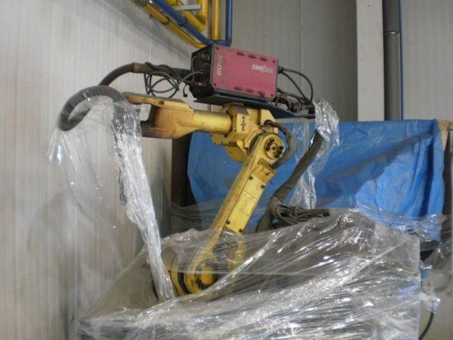 Welding Robot Fanuc ARC Mate 100iBe A05B-1215-B651 2006