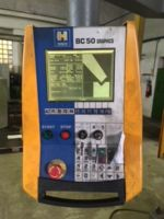 CNC Hydraulic Press Brake HACO ERM 36150 2001-Photo 2