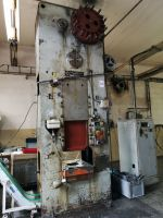 H ram hydraulisk press PIESOK LU 160