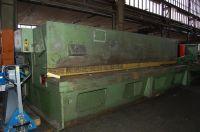 Cizalla guillotina hidráulica EHT TSS 6-50