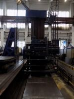 Horizontal Boring Machine ŠKODA W 160 H 1980-Photo 2