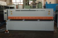 Cisaille guillotine hydraulique NC ERMAK HGS-A 3100x6
