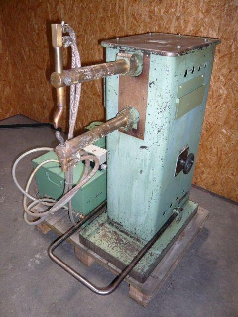 Spot Welding Machine Joisten + Kettenbaum P 6 1969