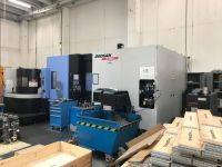 CNC Horizontal Machining Center DOOSAN HP 5100 II
