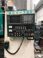CNC Vertical Machining Center DAHLIH MCV-720 1998-Photo 2