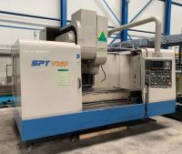 CNC Vertical Machining Center HYUNDAI SPT-V160F 2000-Photo 2