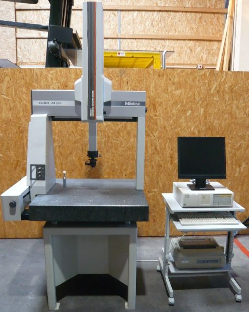 Measuring Machine MITUTOYO EURO M 544 1994