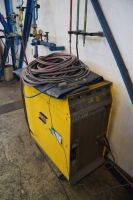 Gas Cutting Machine ESAB SUPRAREX SXE P3 5500 2001-Photo 6