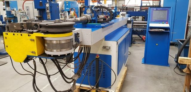 Mandrel Bender Unicorn ESK IB 40 Microstep 2007