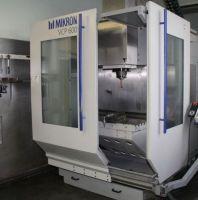 CNC Vertical Machining Center MIKRON VCP 600