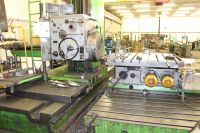 Horizontal Boring Machine TOS HP 100 1972-Photo 2