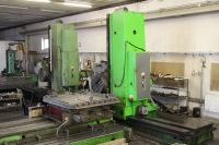 Horizontal Boring Machine TOS HP 100 1972-Photo 3