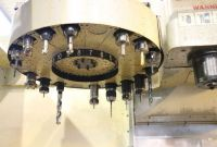 CNC Vertical Machining Center HAAS VF-5 B/40 HE 2003-Photo 3