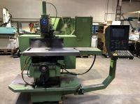 Horizontal Milling Machine KUNZMANN UF 8/3 CNC