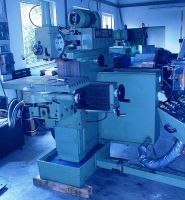 CNC Milling Machine MAHO MH  600  P ( 1 )