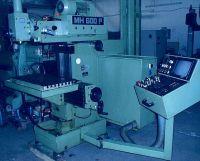 CNC Milling Machine MAHO MH  600  P ( 2 )