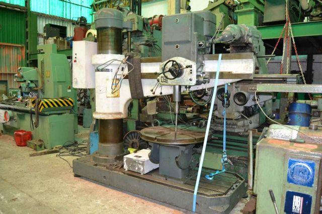 Radial Drilling Machine GSP 1700x80 1990