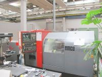 Single Spindle Automatic Lathe EMCO Emcoturn 360 TCM