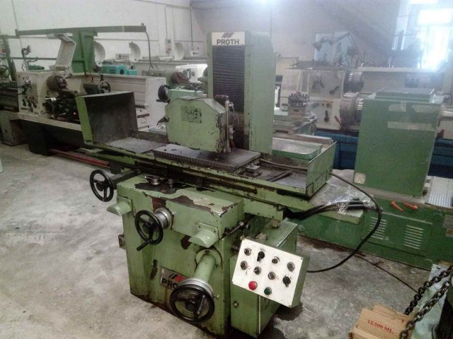 Surface Grinding Machine PROTH PSGS 3060 AH 1990