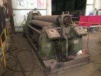 3 Roll Plate Bending Machine LISSE ZC 10/30 1939-Photo 8