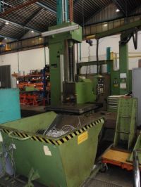 Horizontal Boring Machine WOTAN RAPID 1 R/3